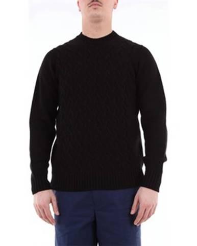 Čierny sveter Drumohr
