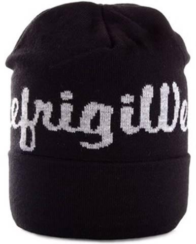 Čierna čiapka Refrigiwear