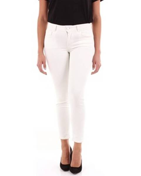 Biele nohavice Haikure