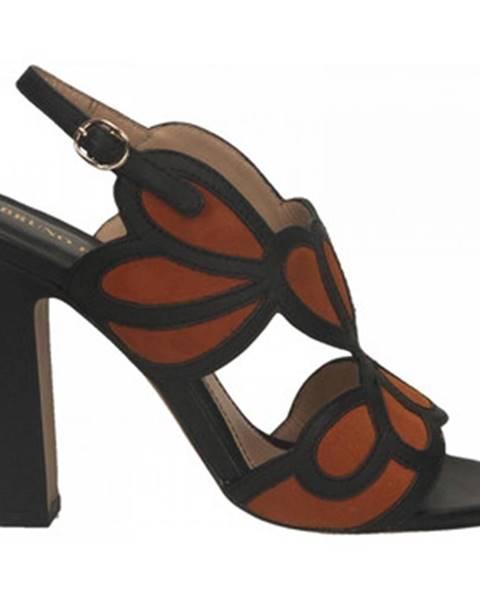 Viacfarebné sandále Bruno Premi
