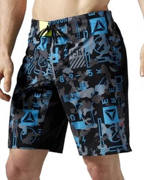 Viacfarebné nohavice Reebok Sport