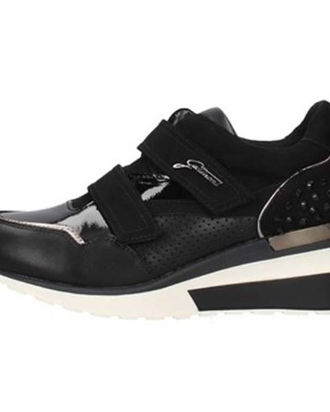 Čierne tenisky Gattinoni