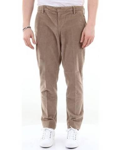 Béžové nohavice Dondup