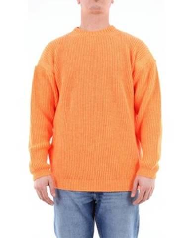 Oranžový sveter Family First