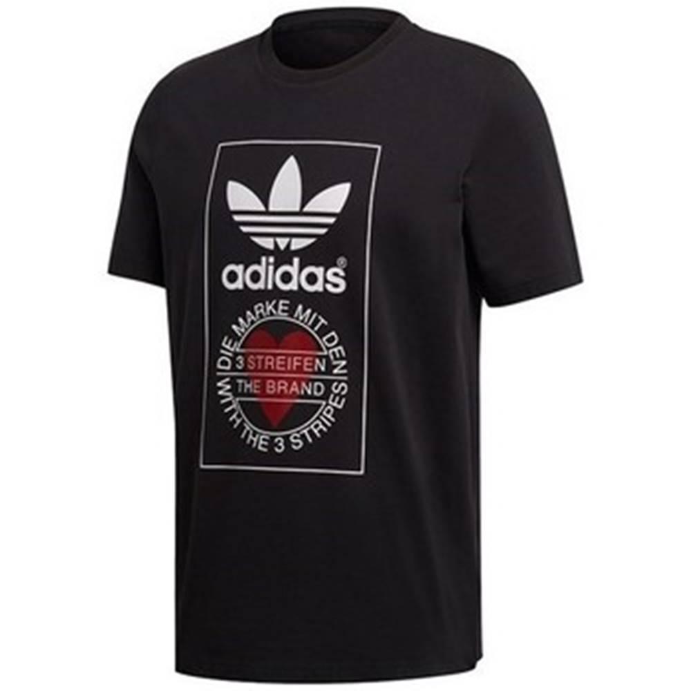 adidas Tričká s krátkym rukávom  Valentines Day Tee