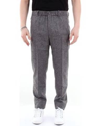 Viacfarebné nohavice Incotex