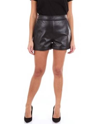 Čierne šortky Moschino