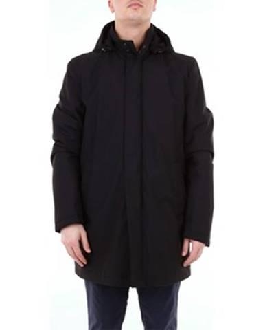 Čierny kabát Richard Smith