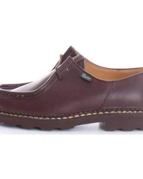 Hnedé topánky Paraboot