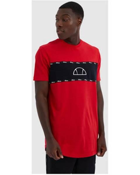 Červené tričko Ellesse