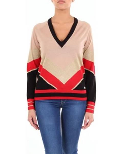 Béžový sveter Versace
