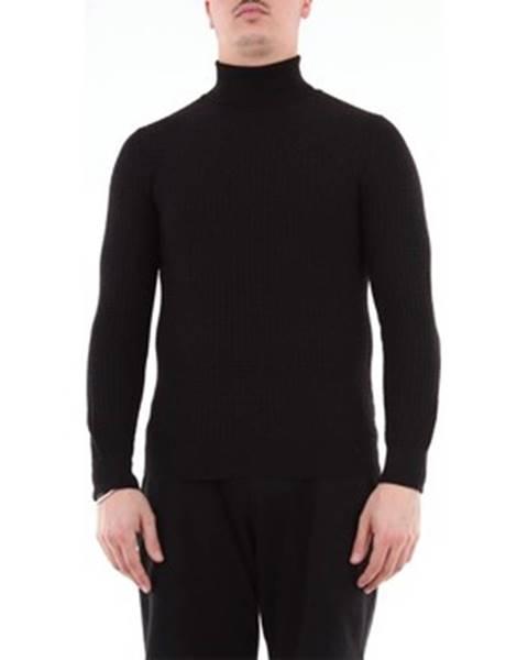 Čierny sveter Tagliatore