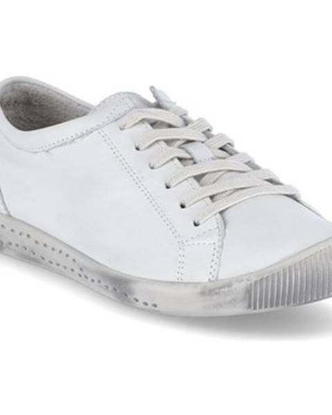 Biele tenisky Softinos