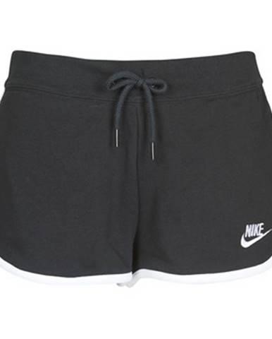 Čierne šortky Nike