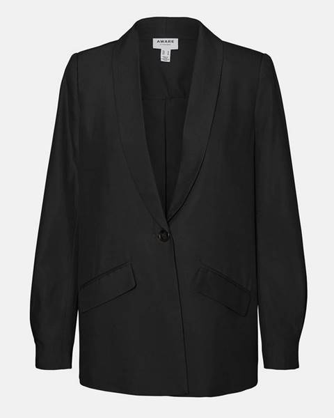 Čierne sako AWARE by VERO MODA