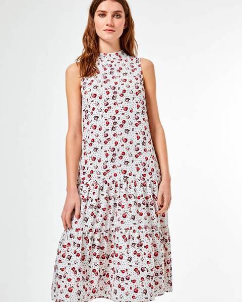 Biele šaty Billie & Blossom