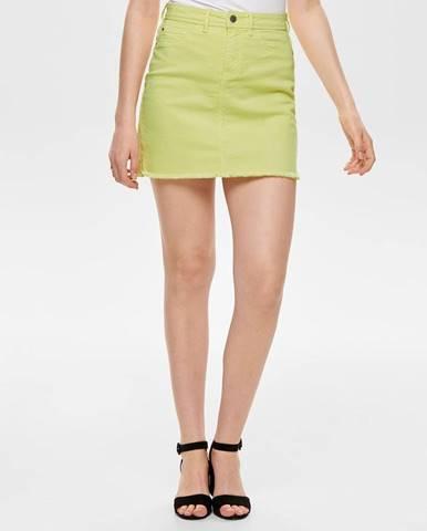 Žltá sukňa Jacqueline de Yong