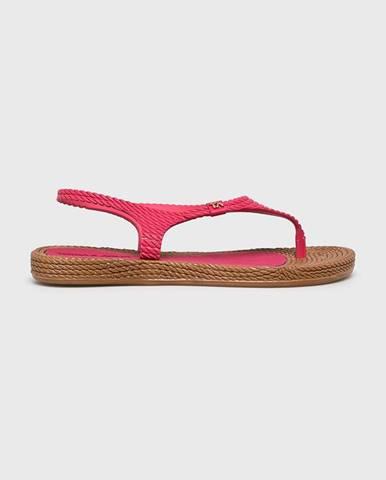 Ružové sandále Answear