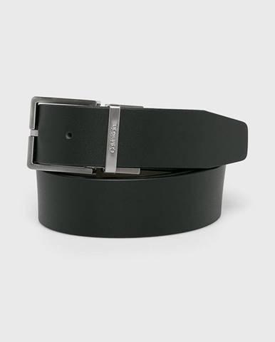 Čierny opasok Calvin Klein