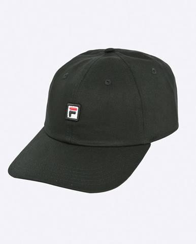 Čierna čiapka Fila