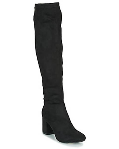 Čierne čižmy Coolway