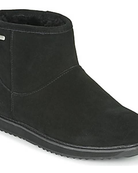 Čierne topánky EMU