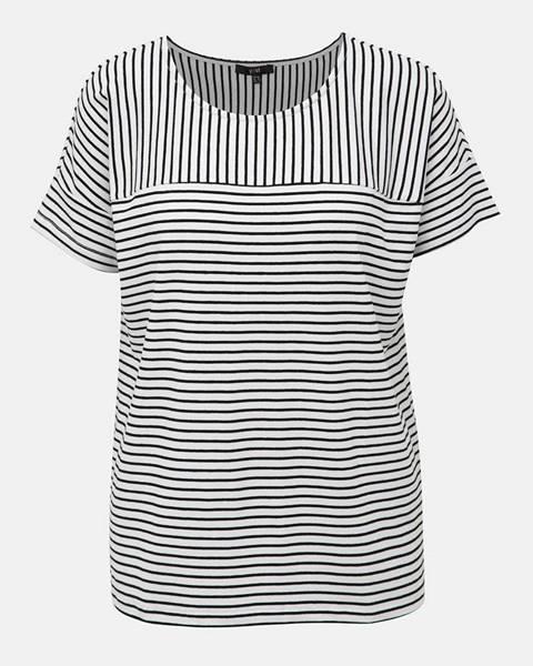 Biele tričko Yest