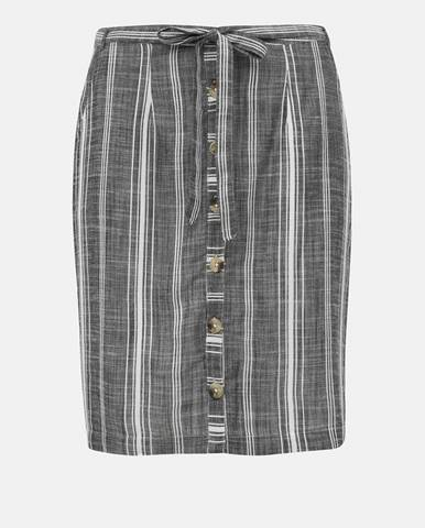 Sivá sukňa M&Co Petite