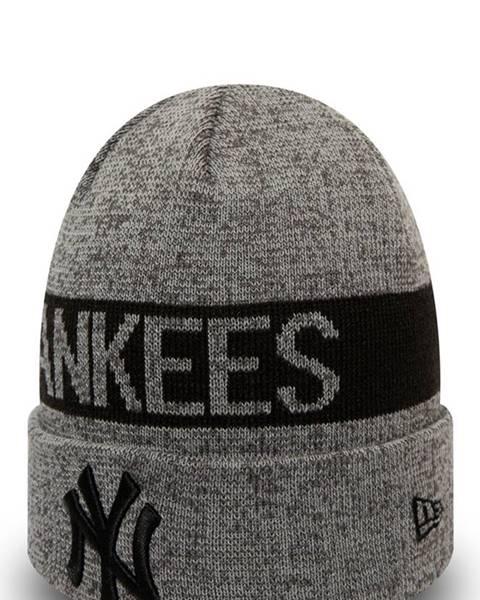 Sivá čiapka New Era