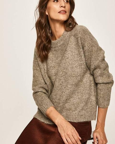 Sivý sveter Only