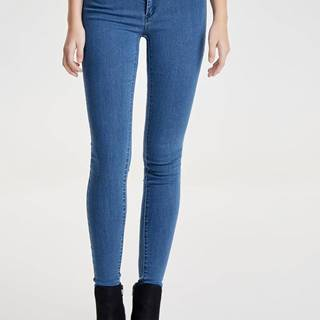 Modré skinny fit rifle ONLY