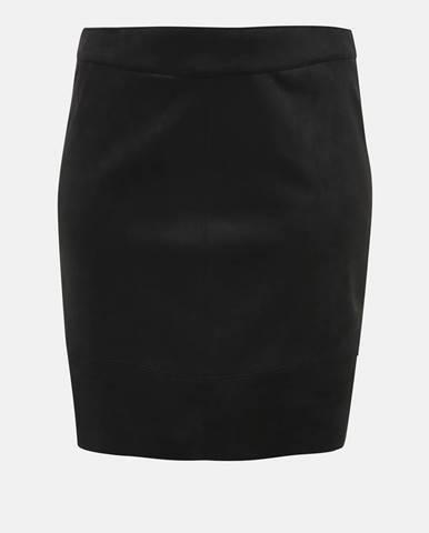 Čierna sukňa ONLY CARMAKOMA