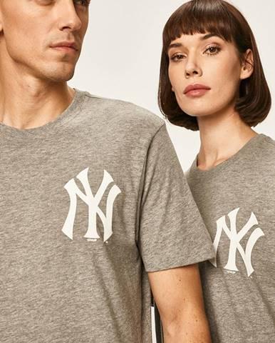 Sivé tričko 47brand