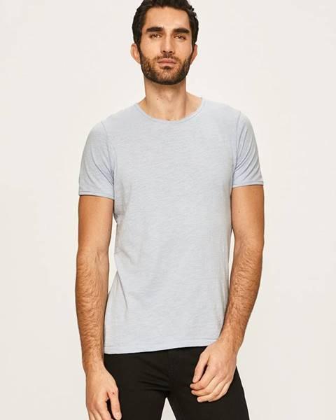 Modré tričko Selected
