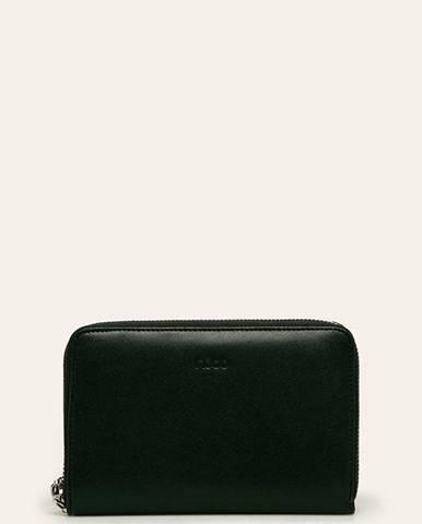 Čierna peňaženka nobo