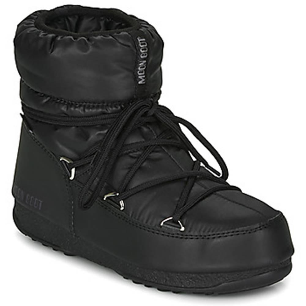 Moon Boot Obuv do snehu Moon Boot  MOON BOOT LOW NYLON WP 2