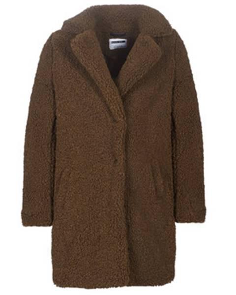 Hnedý kabát Noisy May