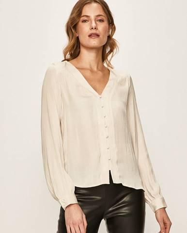 Béžová košeľa Vero Moda