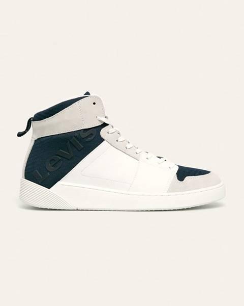 Tmavomodré topánky Levi's