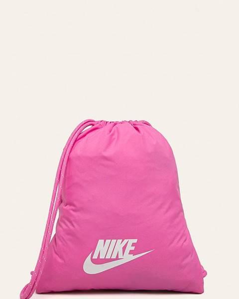 Ružový batoh Nike Sportswear