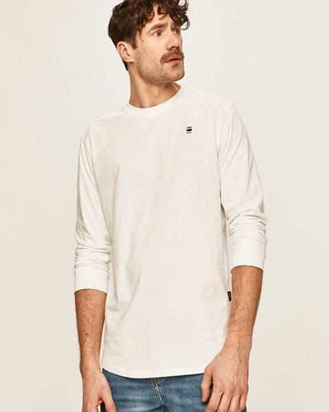 G-Star Raw  G-Star Raw - Pánske tričko s dlhým rúkavom