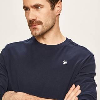 G-Star Raw - Pánske tričko s dlhým rúkavom