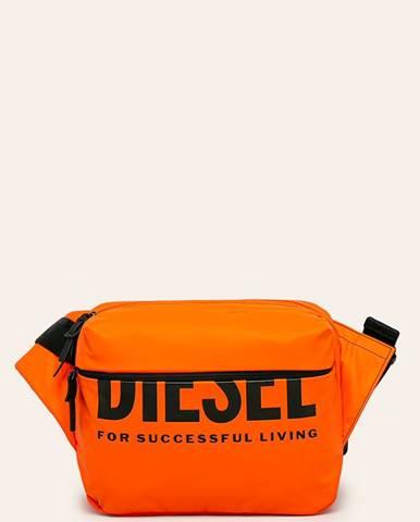 Oranžová taška Diesel