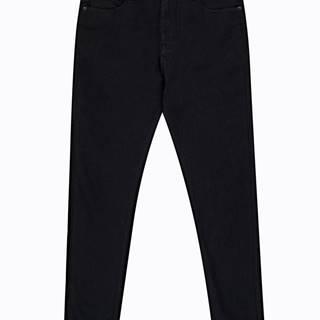 Keprové džínsy slim fit