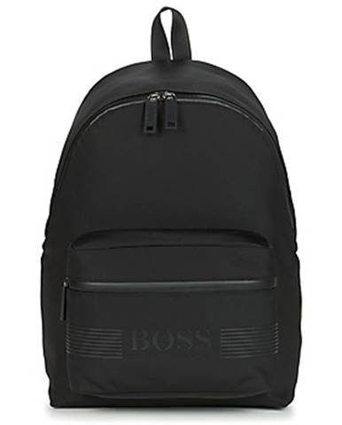Čierny batoh BOSS