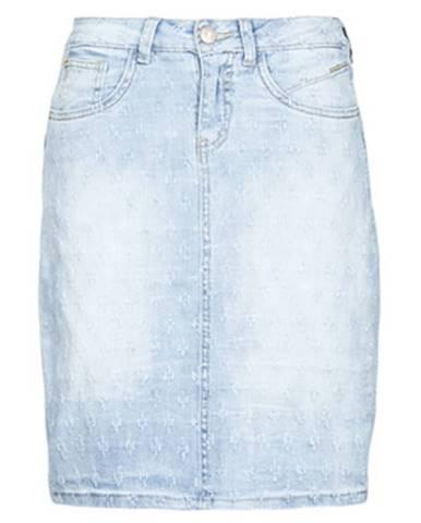Modrá sukňa Cream