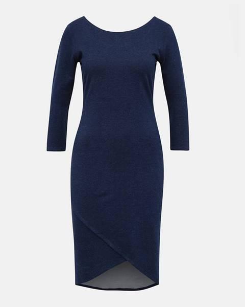 Modré šaty zoot baseline