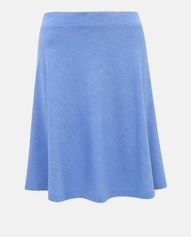 Modrá sukňa zoot baseline