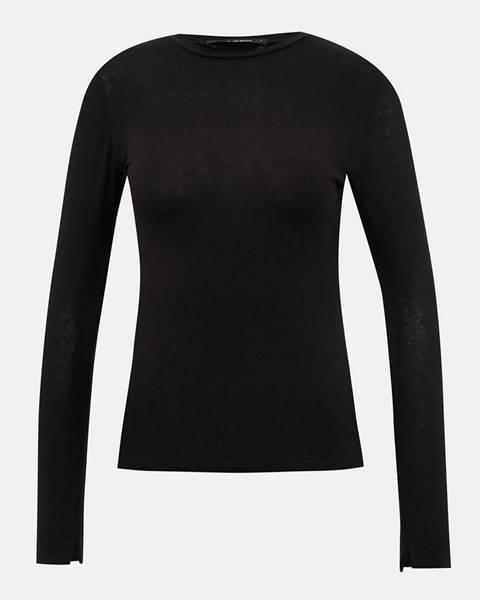 Čierne tričko TALLY WEiJL