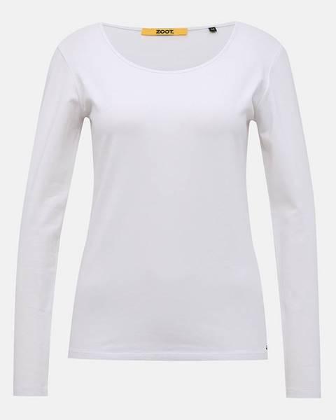 Biele tričko zoot baseline